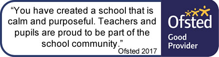 Click to view latest Ofsted Reports