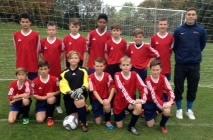 yr8 football team 15