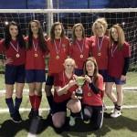 Yr1011 Girls Football